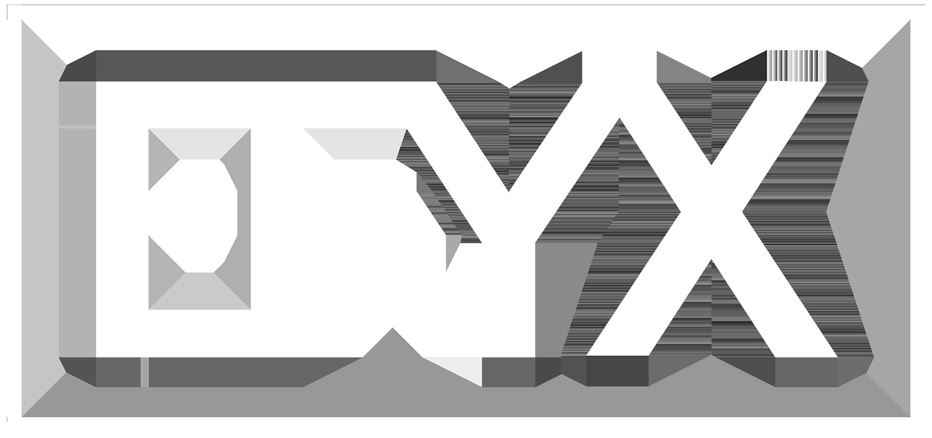 EFYX - Official Website - Name Logo white